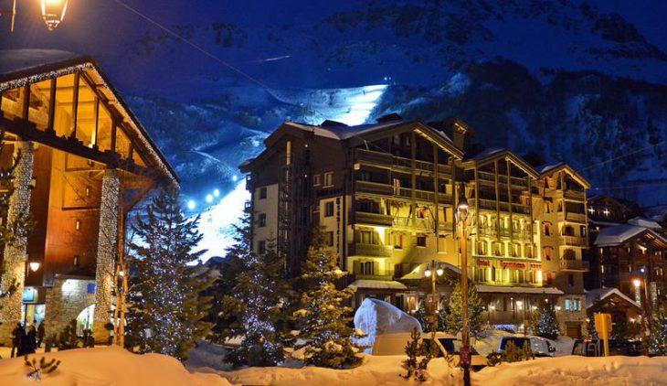 Hotel 4 étoiles Val d'Isère en Savoie