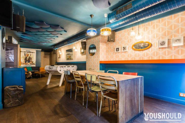 privatisation de bars anniversaire à Paris