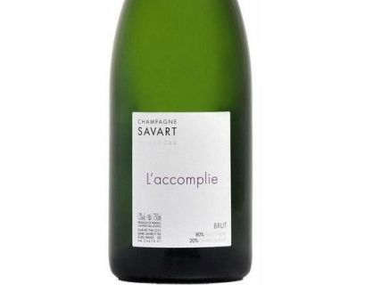 champagne Savart Reims
