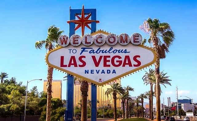 Decouvrir las Vegas au depart de Roissy