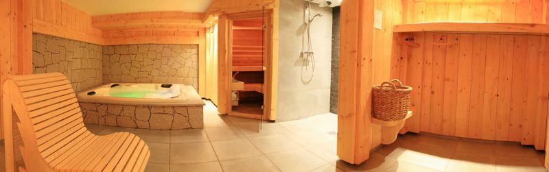 hotel spa sauna