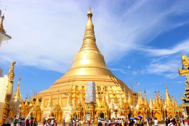 Séjour en Birmanie