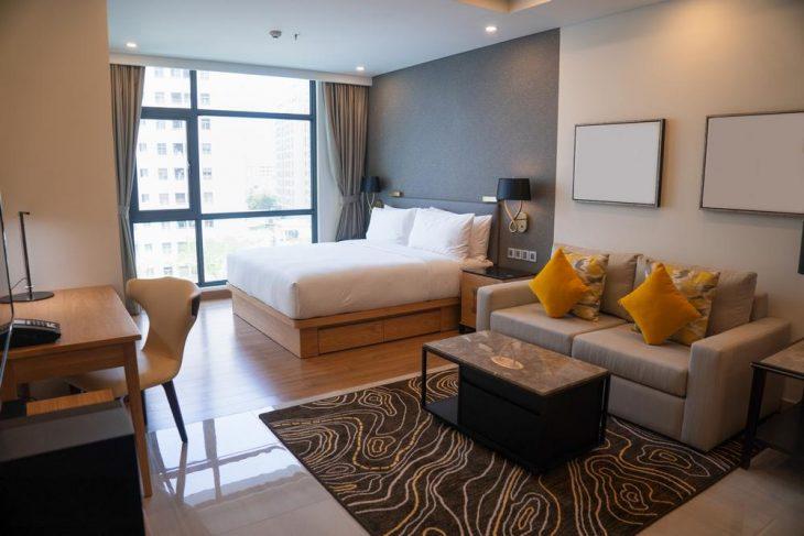 éclairage à led pour hôtels