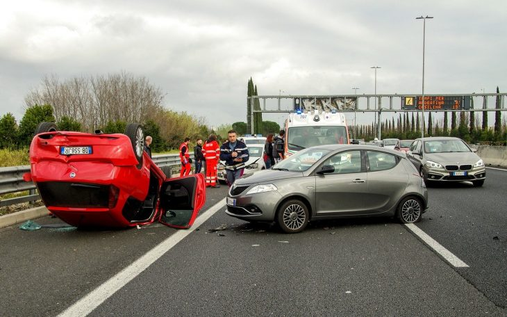 indemnisation d'un accident de voiture